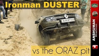 Renault Dacia Duster AWD with Ironman Suspension, new Toyota Fortun...