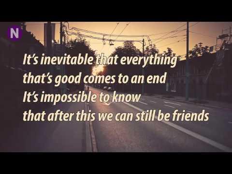 One Direction - Love You Goodbye Lyrics