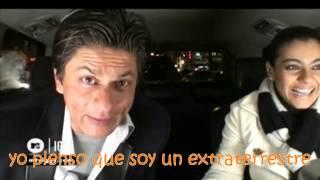 Entrevista con ShahRukh Khan y Kajol en Nueva York - Promo