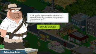 Family Guy The Quest For Stuff With SuperMrAmazingPants Herberts PlayGround