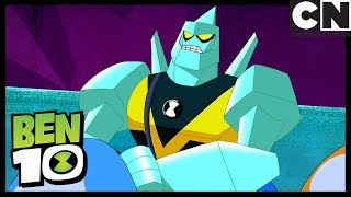 Ben 10 Italiano | il bug della buggy | Cartoon Network