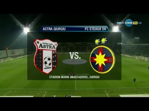 Astra Giurgiu - Fotbal Club FCSB (1 - 0) 11.12.2016  |Astra- Fcsb