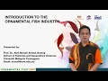 UMTMOOC - Introduction to Ornamental Fish Industry