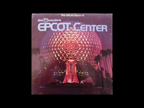 The Official Album of EPCOT Center