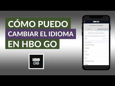 Cómo se Puede Cambiar el Idioma en HBO Fácilmente