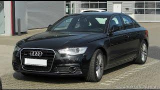 Выбираем б\у авто AUDI A6 C7 (бюджет 1.200т.р.)