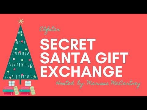 Secret Santa Info & Elfster Navigation