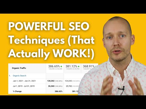 SEO Training 2021: 7 Easy Ways to Grow Your Organic Search Traffic