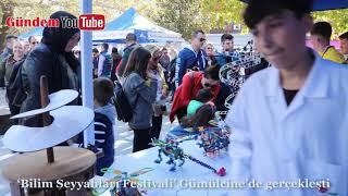 'Bilim Seyyahları Festivali' Gümülcine'de gerçekleşti