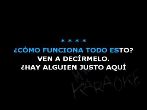 Karaoke tokyo ghoul en español