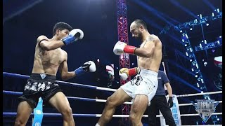 "Anvar ""The Uzbek"" Boynazarov vs Manas P1 (Full Fight) 
