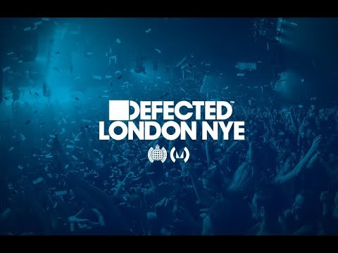 Defected LIVE @ Ministry of Sound, London - NYE 2017