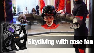 Indoor Skydiving with a Silent Wings 3
