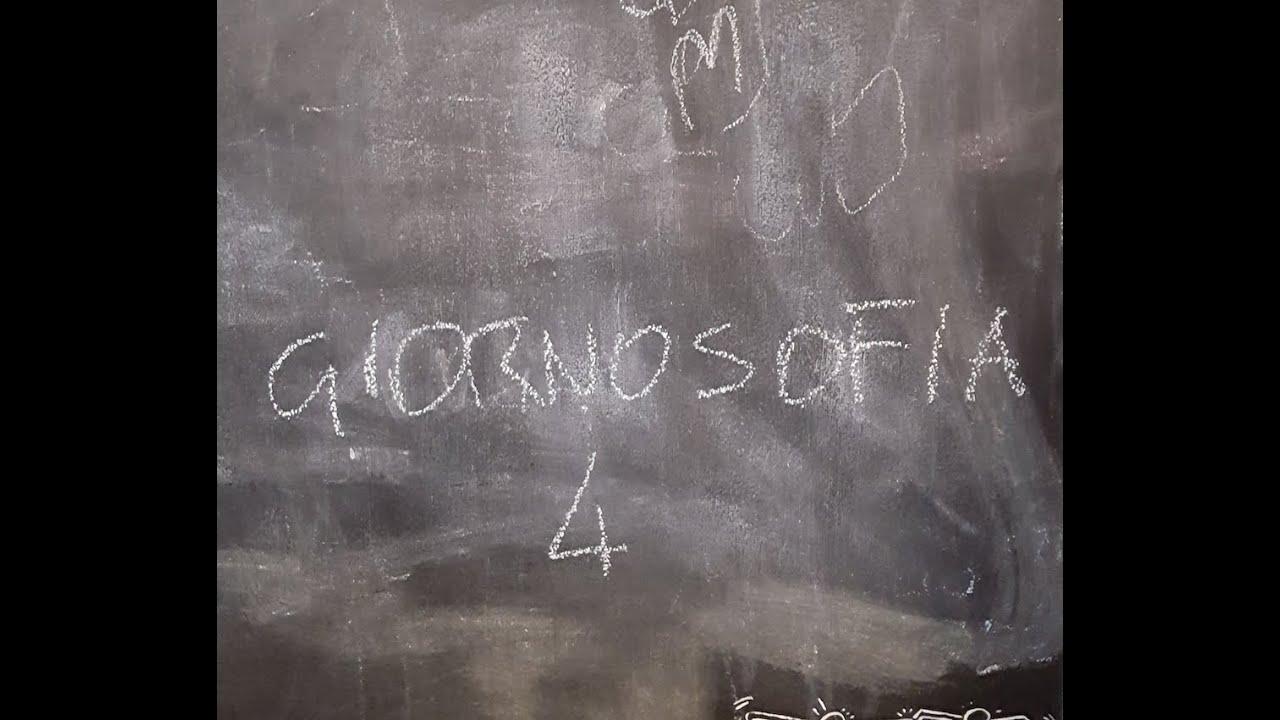 Giornosofia 4 - Z come Zoo