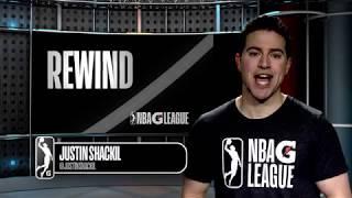 Rewind: NBA G League Showcase Day 3