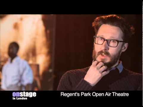 Regent's Park Open Air Theatre - a London Landmark