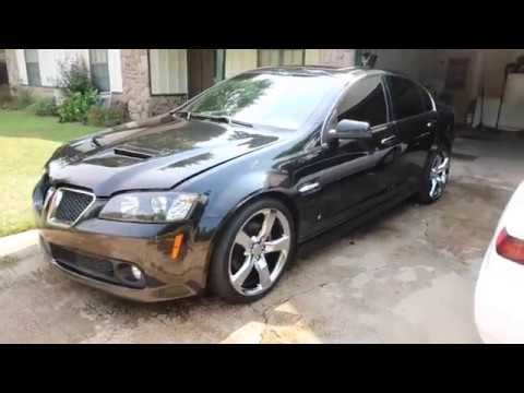 Review of the 2008 Pontiac G8 GT 6.0