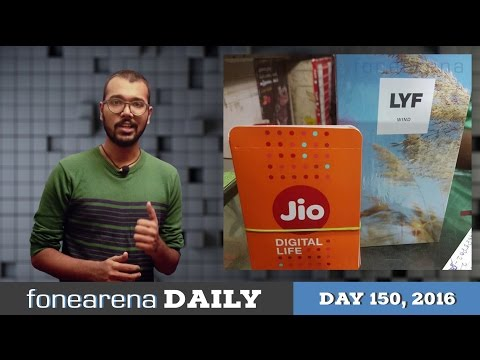 Get Reliance Jio 4G without invite, OnePlus India exclusive service centers - FoneArena Daily