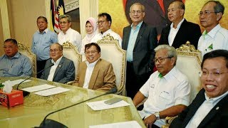 Sarawak parties leave Barisan Nasional to form new coalition