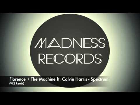 Florence + The Machine ft Calvin Harris - Spectrum (Victor Armendariz Bootleg) [Madness Records]