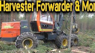 Profi 54 Harvester & Kesla 20RH | FinnMETKO 2016