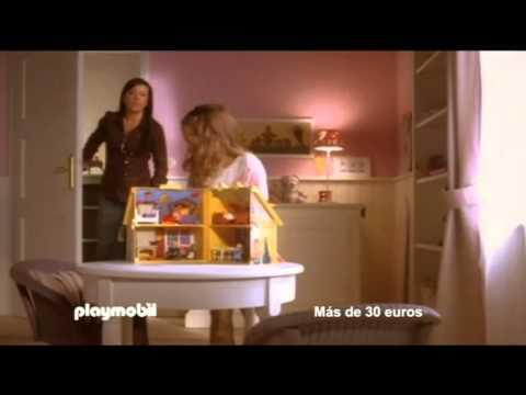 Playmobil casa de mu ecas malet n en youtube - Playmobil casa de munecas carrefour ...