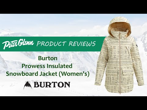 36d45138d 2014 Snowboard Outerwear  Burton Women s Prowess Jacket