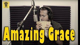 AMAZING GRACE - PAN FLUTE - ECUADOR