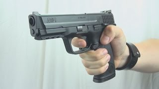 (Airsoft) S&W M&P9 Tokyo Marui from Impulse101