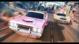 Futuristic Racing 3D Full Gameplay Walkthrough