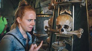 A CHURCH FULL OF BONES! - Kutná Hora
