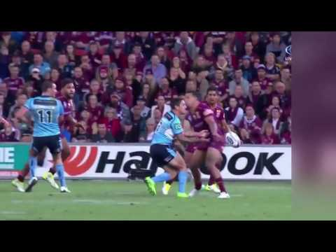 State of Origin 2017 Highlights New South Wales NSW Win vs Queensland QLD game 1