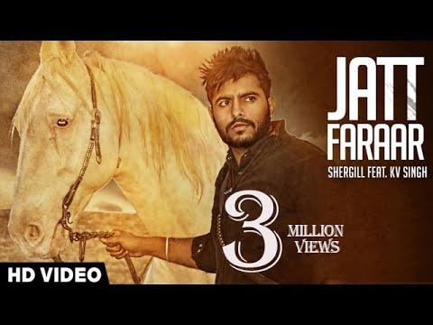 New Punjabi Songs 2016 | Jatt Faraar | Shergill Feat. KV Singh | Latest Punjabi Songs 2016