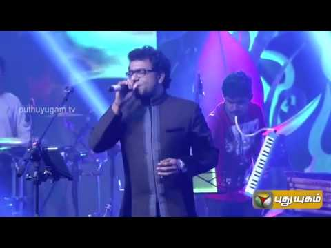 Haricharan Ft. Bennet & the band (Thuli Thuli/Arabu Naadey/Pottu Vaitha)