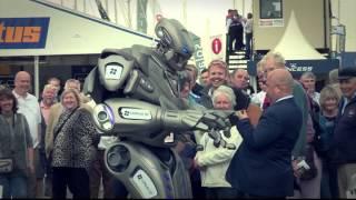 Landau UK at the Southampton Boat Show 2015
