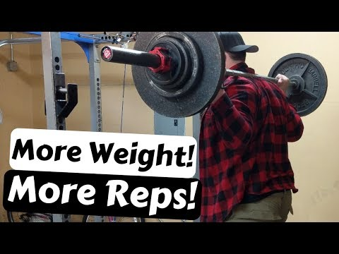 Heavy Singles Before Volume -  Build More Muscle & Strength