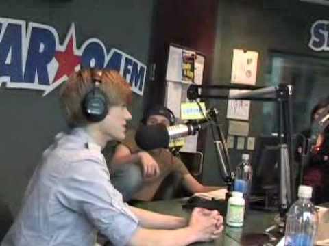 Lucas Till Star 94FM Interview