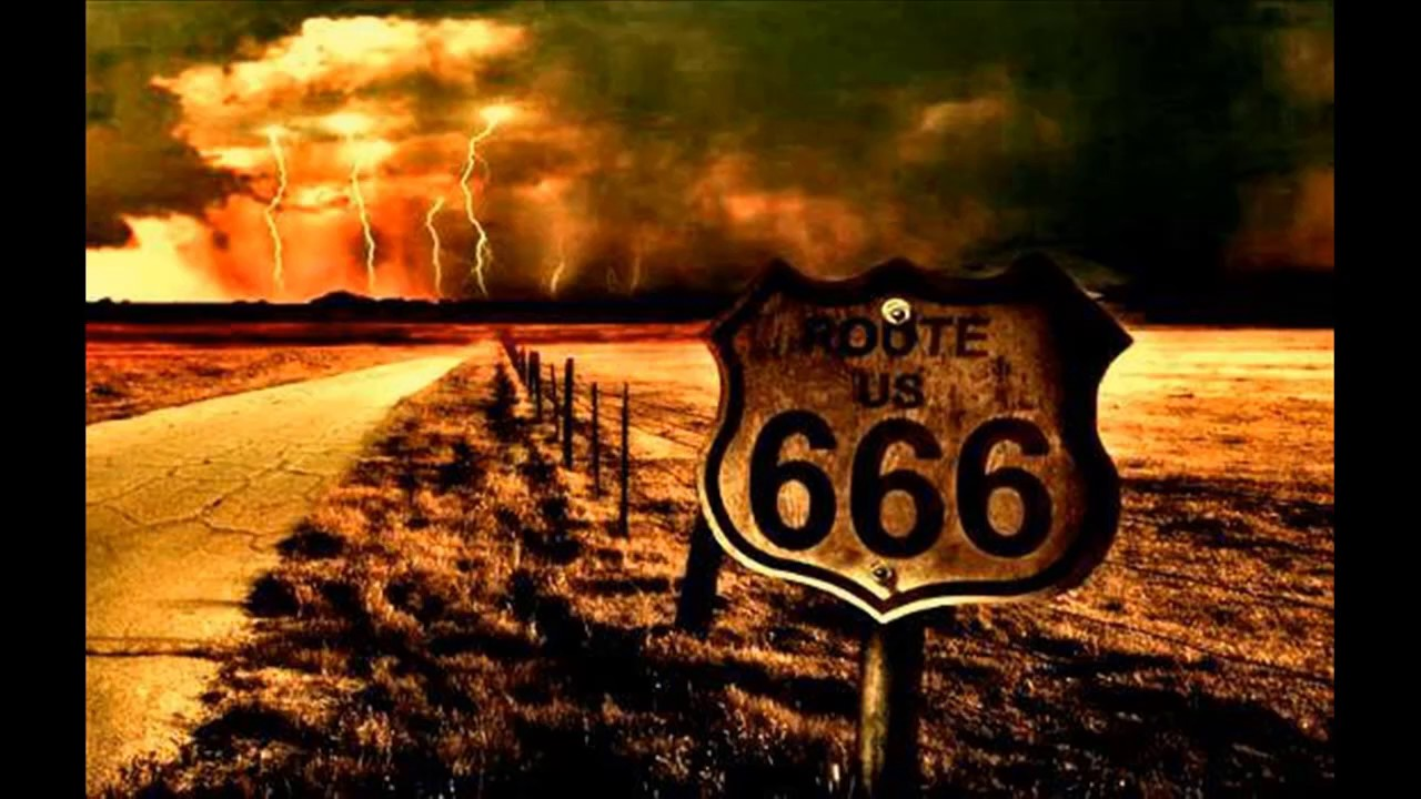 Image result for route 666