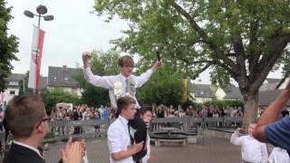 Königsvogelschießen der Aloisius-Jugend 2014