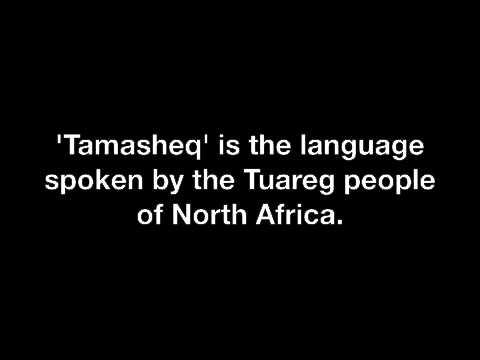 Kel Tamasheq (Original)