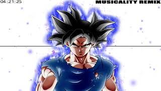 Dragon Ball Super - Ultra Instinct Remix | [Clash of the Gods] | Hip Hop/Trap | (Musicality Remix)