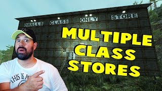 Multiple Class Stores | 7 Days To Die War Of The Walkers | S2 E60