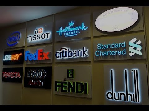 Looking for a Signage? Glow Sign Boards Manufacturers   Safety Signs, Pop  Signs - Signage Mumbai