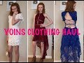 """YOINS Clothing Haul 👗 Ft. Music/Song By Trafton """"Hyperreal"""" 🎶  SEE DESCRIPTION BOX FOR LINKS!"""