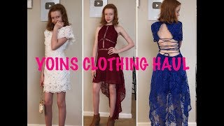 "YOINS Clothing Haul 👗 Ft. Music/Song By Trafton ""Hyperreal"" 🎶  SEE DESCRIPTION BOX FOR LINKS!"