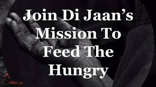 Our Offering In Baba Sai's Feet💕💕 Di Jaan's Mission To Feed The Hungry /Di Jaan Jaya Wahi/SAIBISA/