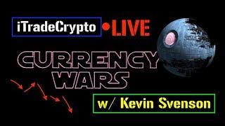 Bitcoin Continues its Descent 🔴 LIVE | Crypto Civil War