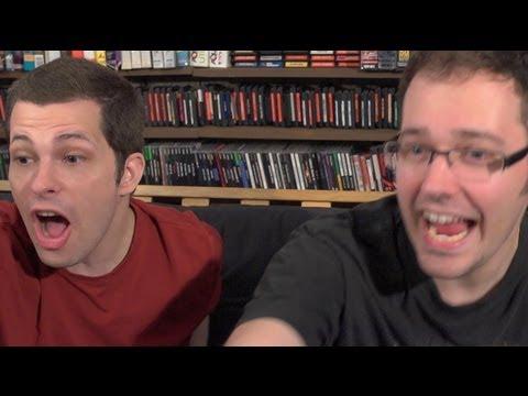 Pilotwings 64 (N64 Video Game) James & Mike