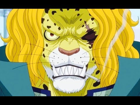 One Piece - How Strong Is Pedro ?