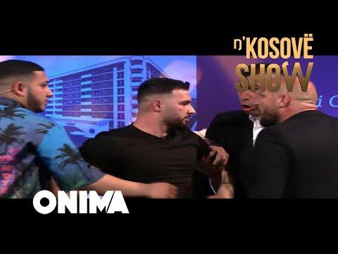 """n'Kosove Show - Eri Aga i Perputhen shkakton sherr """"Deshi ta puthe vajzen ne studio"""" & Sardi, Deyzoh"""